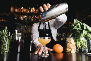 hire event staff such as bar staff